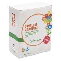Vitamin complex - 60 capsules NaturLíder - 1