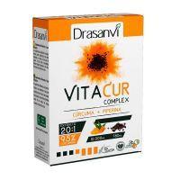 Vitacur complex - 36 capsules Drasanvi - 1