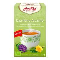 Yogi Tea Équilibre Alcalin - 17 sachets Yogi Organic - 1