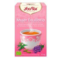 Yogi Tea Femme Équilibre - 17 sachets Yogi Organic - 1