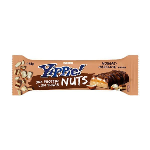 Yippie! nuts - 45g Weider - 1