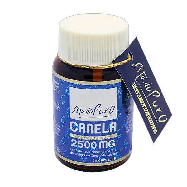 État Pur Cannelle 2500mg - 30 capsules Tongil - 1