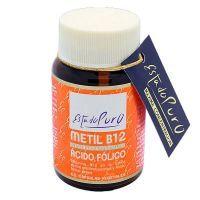 État Pur Méthyl B12 Acide Folique - 60 capsules Tongil - 1