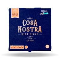 Diet pizza cosa nostra - Meat Protein Meat Protein - 2