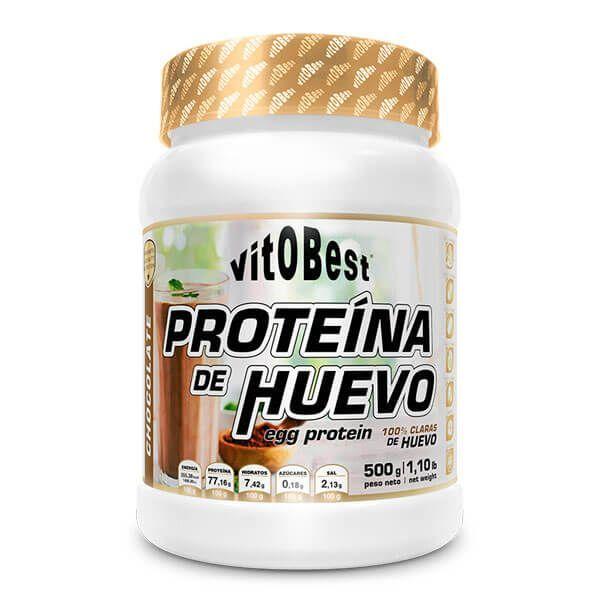 Protéine d'Oeuf - 500g VitoBest - 1
