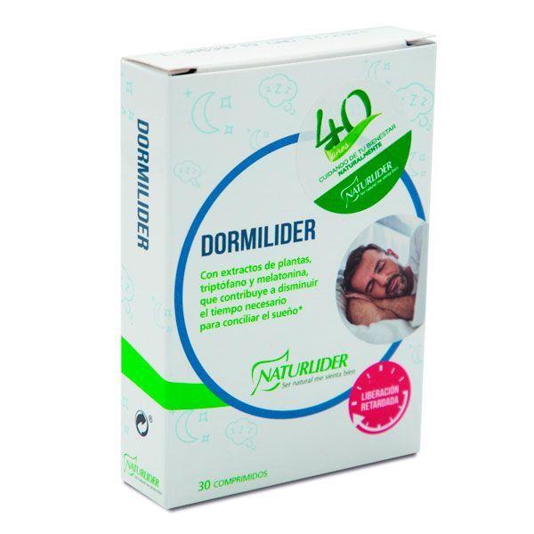 Dormilider - 30 tablets NaturLíder - 1