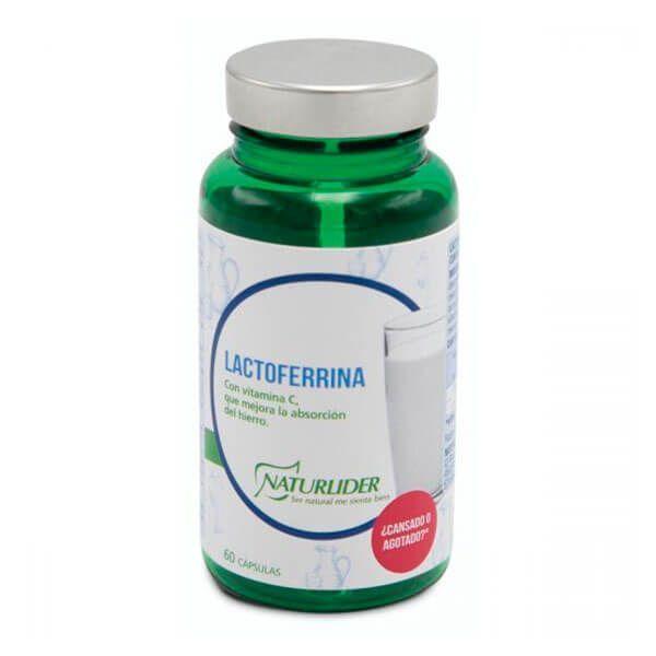 Lactoferrine - 60 capsules NaturLíder - 1