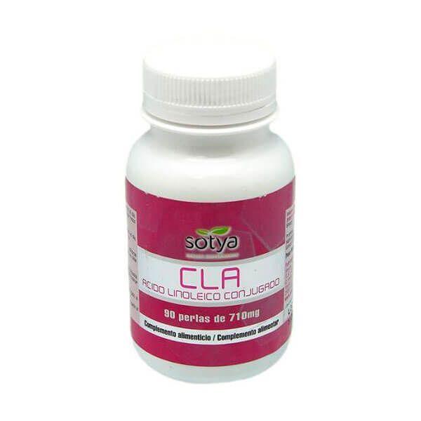 Cla 710mg - 90 softgels Sotya Health Supplements - 1