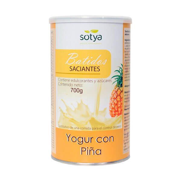 Milkshakes Rassasiants - 700g Sotya Health Supplements - 1