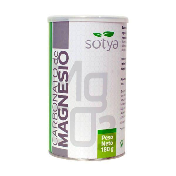 Carbonate de Magnésium - 180g Sotya Health Supplements - 1