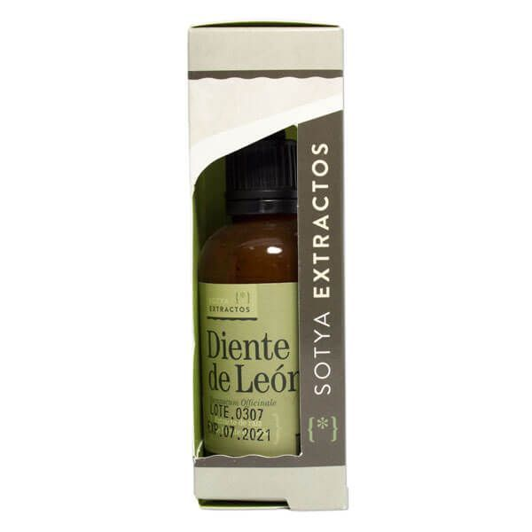 Dandelion extract - 50ml Sotya Health Supplements - 1