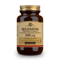 Sélénium 100 100mcg - 100 tabs Solgar - 1