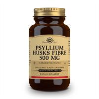 Fibre Psyllium Husks 500mg - 200 capsules Solgar - 1