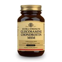 Extra Strength Glucosamine Chondroïtine MSM - 60 Tabs Solgar - 1
