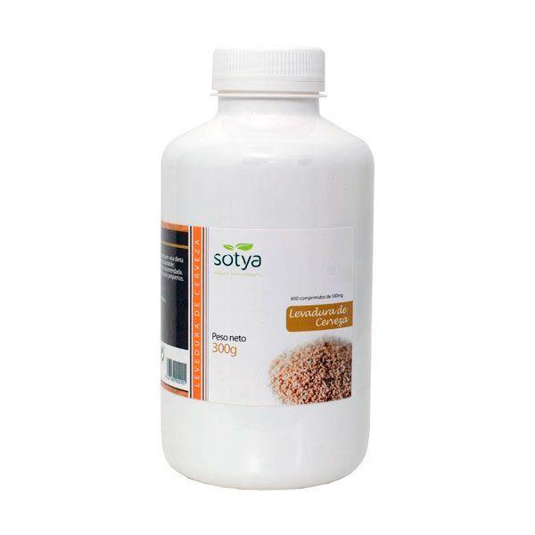 Beer yeast 500mg - 600 tablets Sotya Health Supplements - 1