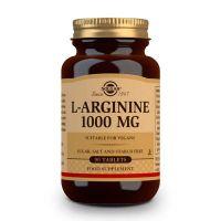 L-Arginine 1000mg - 90 comprimés Solgar - 1