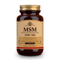 Msm 1000mg - 60 comprimés Solgar - 1