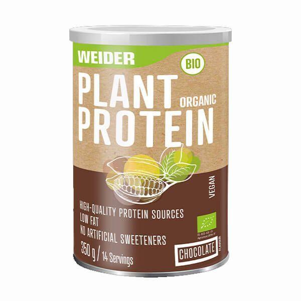 Plant organic protein - 350g Weider - 1