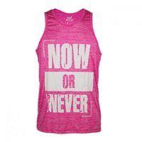 T-shirt tank now or never elastic-dry - VitoBest