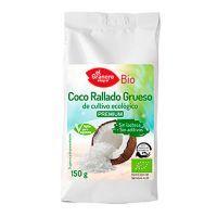 Organic coarse grated coconut - 150g