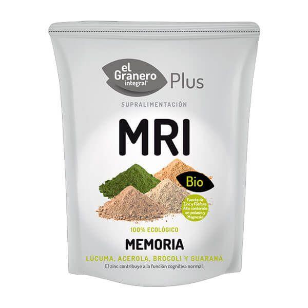 Organic memory (lucuma, acerola, broccoli and guarana) - 150g