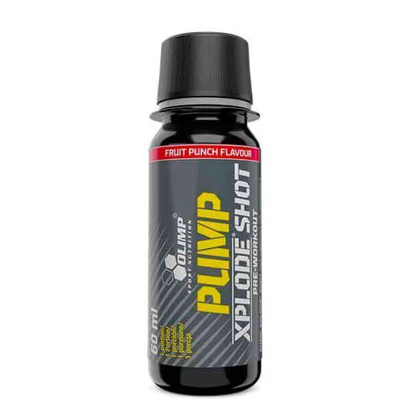 Pump xplode shot - 25ml