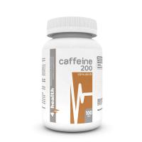 Caffeine 200 - 100 tablets