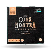 Diet pizza cosa nostra - Meat Protein Meat Protein - 1