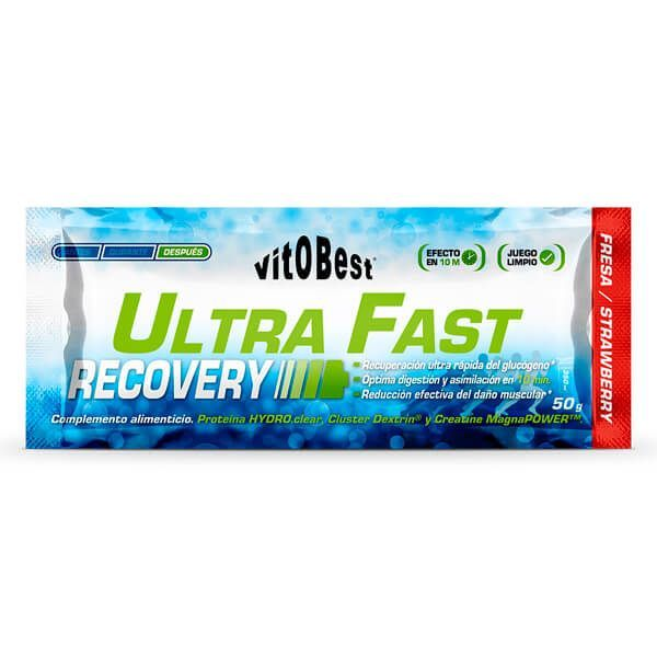 Ultra fast recovery - 12 sachets