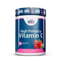 Vitamine C avec Églantier de Haute Qualité 1000mg - 250 capsules