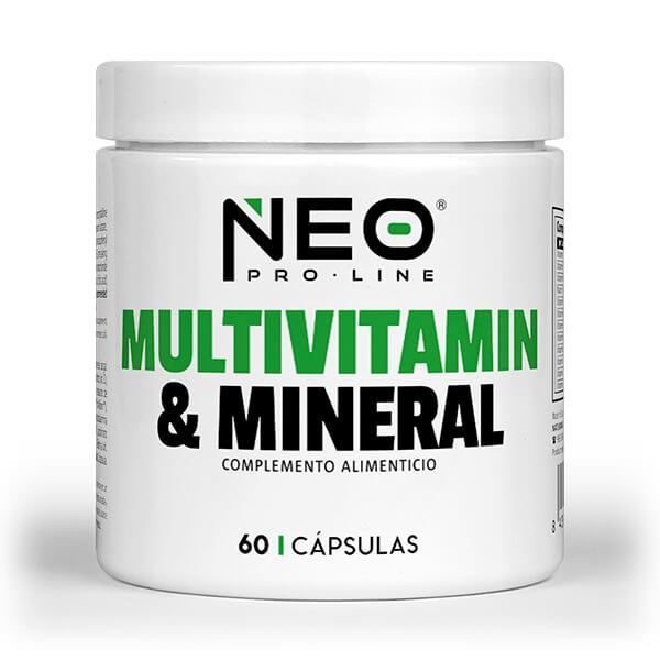Multivitamin and mineral - 60 capsules