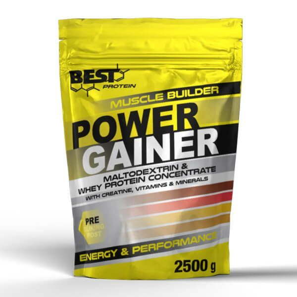 Power gainer - 2.5kg