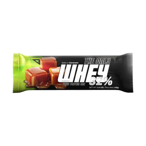 The only whey bar 32% - 40g