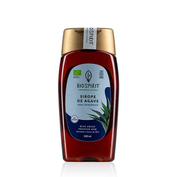 Agave dark bio syrup - 240ml
