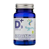 Vitamin d3 2500iu - 30 capsules