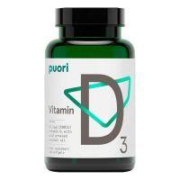 Vitamin d3 2500ui - 120 softgels