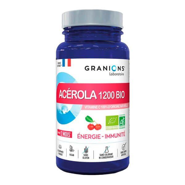 Acerola 1200 bio - 30 tablets