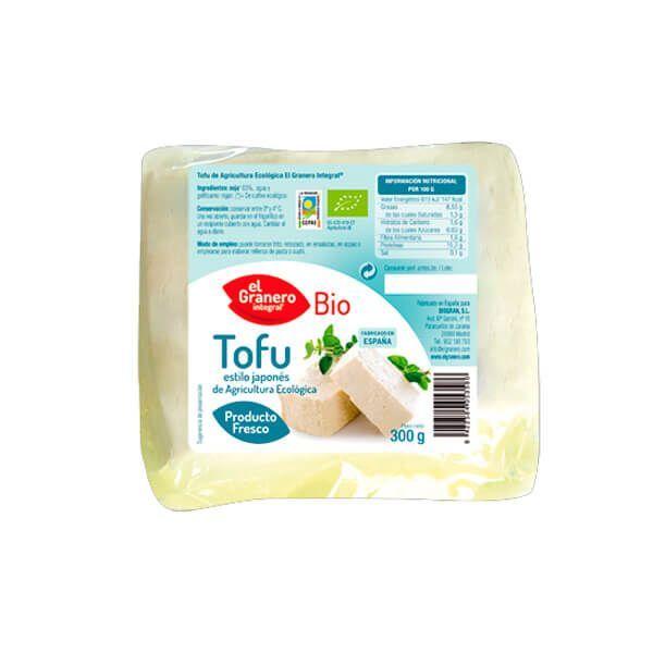 Bio japanese style tofu - 300g