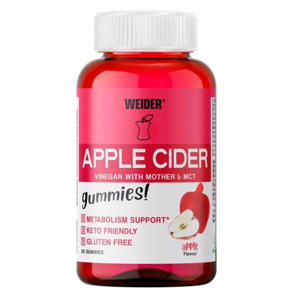 Apple cider - 50 gummies