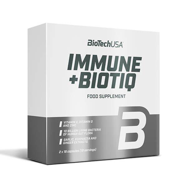 Immune+biotiq - 36 capsules
