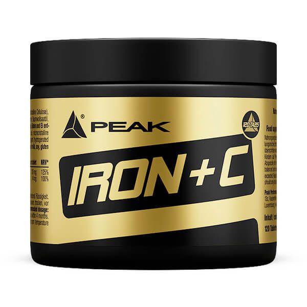 Iron + c - 120 tablets