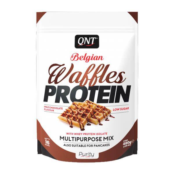 Belgian waffles protein - 480g
