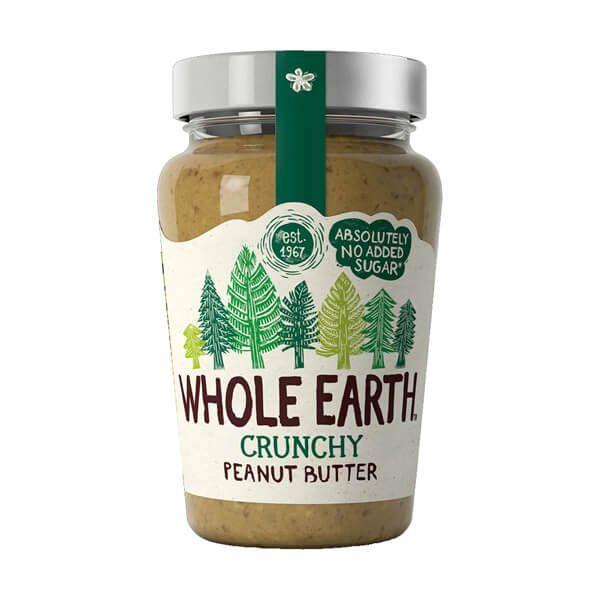 Crunchy peanut butter - 340g