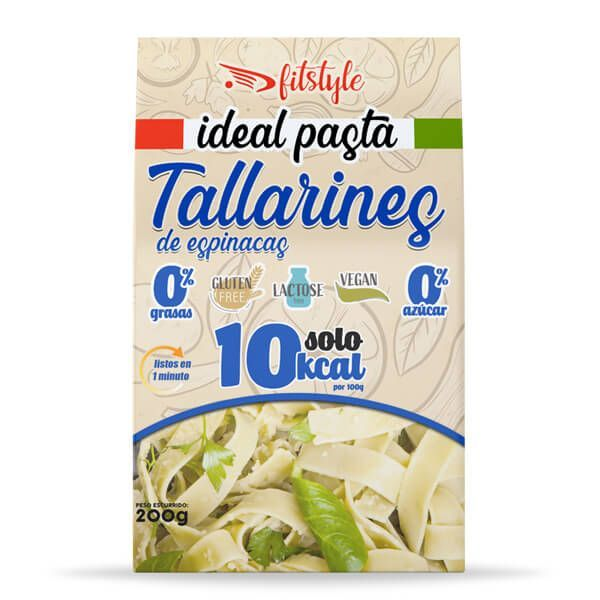 Ideal pasta spinach noodles - 200g