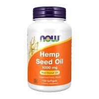 Hemp seed oil 1000mg - 120 softgels
