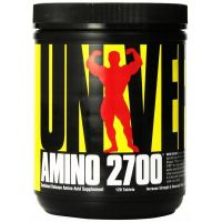 Amino 2700 - 120 tabs Universal Nutrition - 1