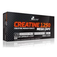 Créatine 1250 Mega Caps - 120 capsules