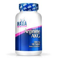 Arginine AKG 1000mg - 100 comprimés Haya Labs - 1