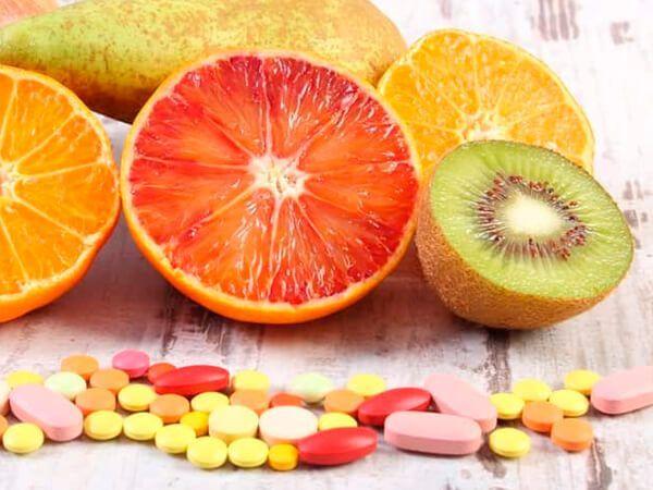Vitamines et minéraux Fitness